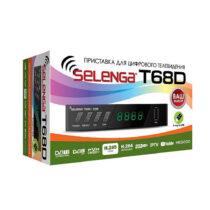 Купить ресивер SELENGA T68D в наличие Ростов-на-Дону, оптом, в розницу. Доставка.
